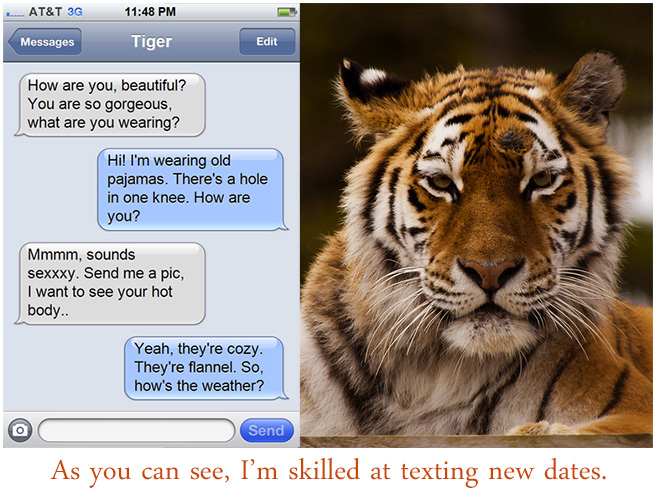 rules of text messaging dating after divorce