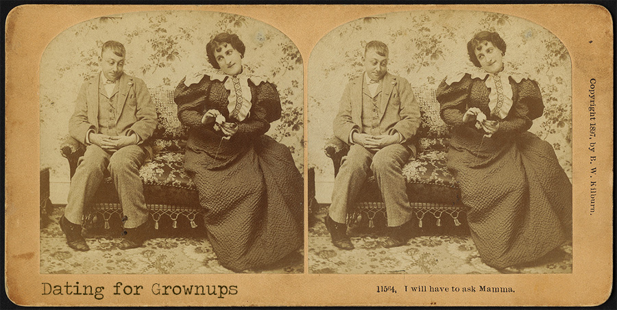 Dating for grownups